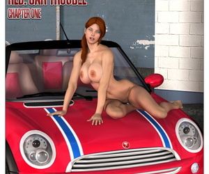 Dubh3d 3d pornography RED: CAR Distress Chapter 1