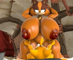 BlueApple Explorers Sonic The Hedgehog - part 3