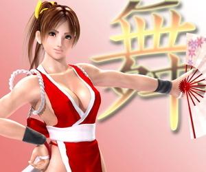 Incise-soul Rukia & Mai etc 3D-CG - faithfulness 2