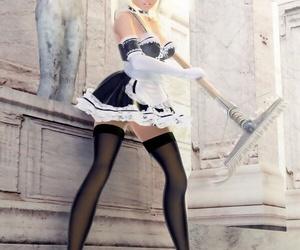 Incise-soul Rukia & Mai etc 3D-CG