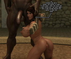 Amazons-vs-Monsters Spartian War