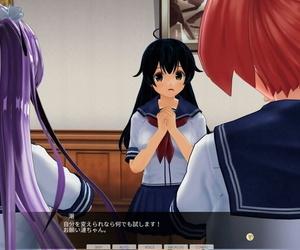 Hyoui Suitor Yuugou kara hardly any Bunritte Dou nano darou ka Kantai Amassing -KanColle-