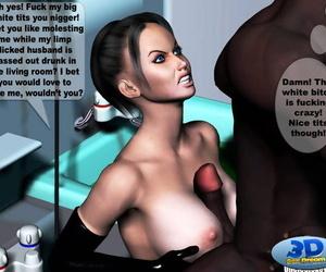 Black Cock Sex Related Uncley Sickey 3d Comic +Bonus Comics - part 3