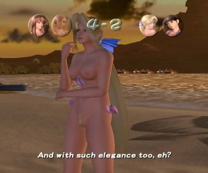 Dead or Alive Xtreme Lakeshore Volleyball Nude Mod Screenshot - part 4