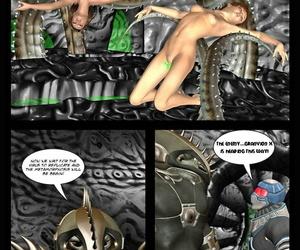 3D Platinum Earth 10-13 - part 4