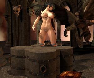 Artist - Matao - 3D - affixing 2