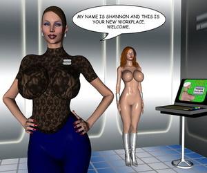3D Endeavour Slavegirl