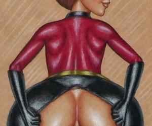The Incredibles : Helen Parr / Elastigirl gallery - loyalty 3