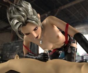 DAISY HYPER IMPACT Final Fantasy X-2 - part 2