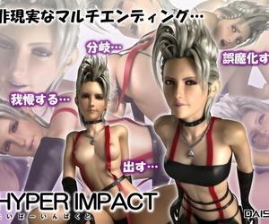 DAISY HYPER IMPACT Pay-off Fantasy X-2