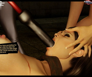 Be transferred to Abbey - Stellas Initiation - part 3