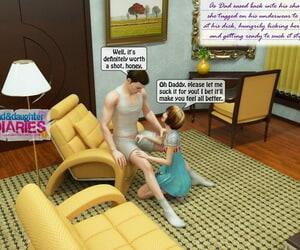 Father Daughter Diaries - Headache