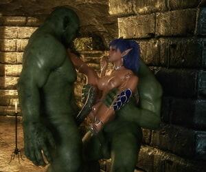 X3Z Dungeon 3 - Syndoris Agree to bear - fixing 7
