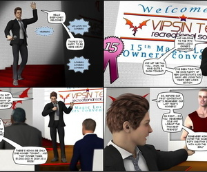VipCaptions VipComics #6.1 The Locks - part 3