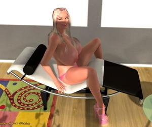 Lisa - Transparent Left-hand - part 4