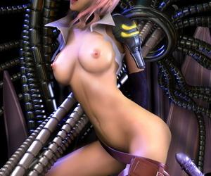 3D FinalFantasy XIII - accouterment 3