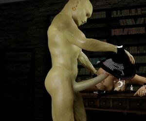 3DZen Practising Witchcraft 2 - part 6