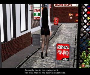 AYA3D Tifa � Pretty tutor Final Fantasy VII