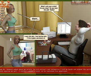 3D A difficulty Perfect Secretary