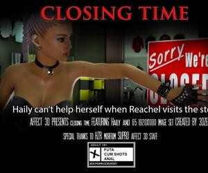 3DZen Closing Time