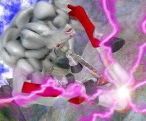 Absinthe VS Unicorn Seijin Ultraman