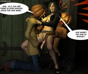 Chicanery and Treat - part 2
