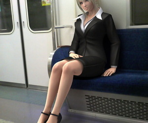 3D CG girls #1 - loyalty 7