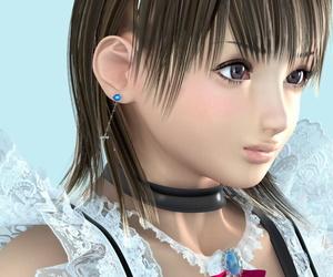 3D CG girls #1