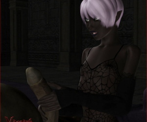 Young Drow Have an eye