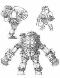 Bioshock Artbook - part 2
