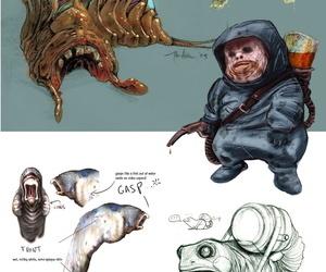 Bioshock Artbook - fastening 2