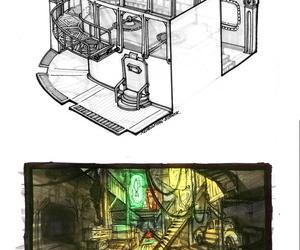 Bioshock Artbook - decoration 3