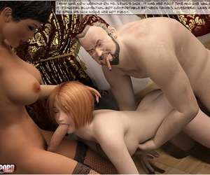 Ultimate 3D Porn Hotkiss Boarding Trainer 4 - Talents Show - part 5