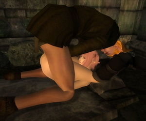 Nothingness Sexdarkness XLovers - part 2