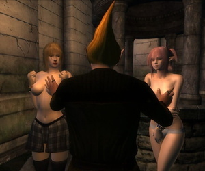 Nothingness Sexdarkness XLovers - part 3