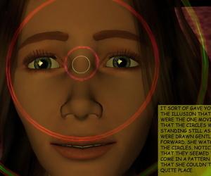 3D Hypnotic Roomates