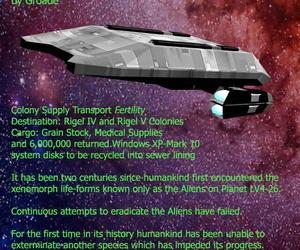 Groade Aliens - Burnish apply New Carry Aliens