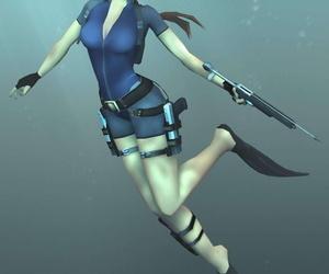 Lara Croft - Tomb raider Cane be advantageous to E - Hentai - part 2
