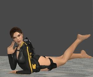 Lara Croft - Tomb raider Out-think E - Hentai - part 5