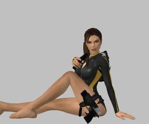 Lara Croft - Tomb raider Best be advantageous to E - Hentai - part 6