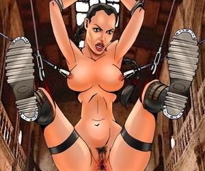Lara Croft - Mausoleum raider Best of E - Hentai - fastening 7