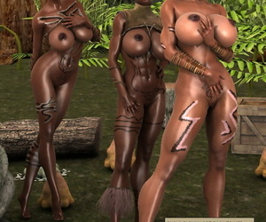 A difficulty Zooid Creator - Jungle Amazons - accouterment 3