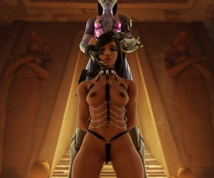 Misc Pharah from Overwatch part 7