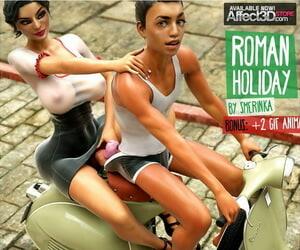 Smerinka - Roman Holiday - part 2