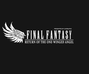 FINAL FANTASY VII / TIFA - Down a bear OF THE ONE-WINGED ANGEL