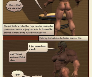 The tales of Bullra the mighy warrior instalment 2