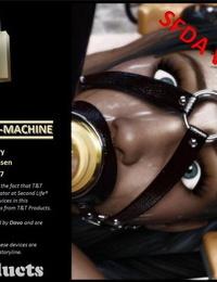 T&T The X-Pleasure-Machine