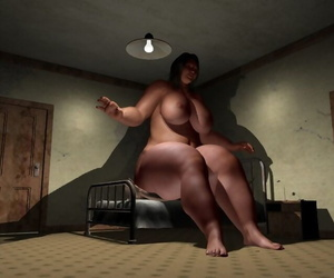 plumper phat and giantess lady - part 2
