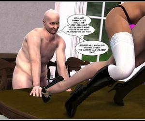 Misadventures os sissy 1-2 - fixing 3