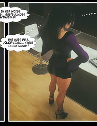 Mitru Institute of Delicious Torture for Super Heroines #1-6 + Xmas 2016 Special
